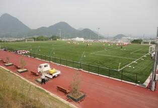 四国学院大学サッカー場建設工事に伴う開発申請書作成業務