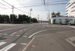 市道昭和町田村線測量設計業務